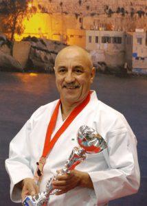 Sport Tui Na - Maestro Terzulli Campione mondiale karate
